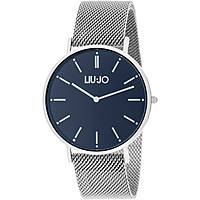 ... watch only time man Liujo Navy TLJ1254 97627fa78ee