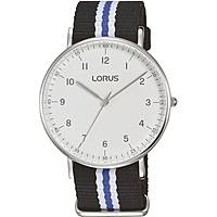 watch only time man Lorus Classic RH899BX9