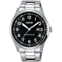 watch only time man Lorus Classic RH935HX9