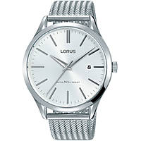 watch only time man Lorus Classic RS931DX9