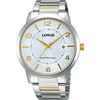 watch only time man Lorus Classic RS949BX9