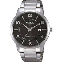 watch only time man Lorus Classic RS951BX9