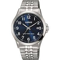 watch only time man Lorus Classic RS973CX9