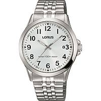 watch only time man Lorus Classic RS975CX9