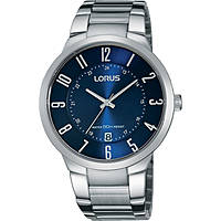 watch only time man Lorus Classic RS981BX9