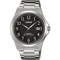 watch only time man Lorus Classic RS995BX9