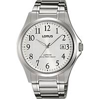 watch only time man Lorus Classic RS997BX9
