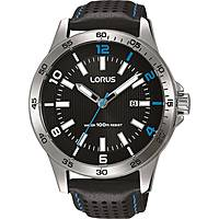 watch only time man Lorus Sports RH919GX9