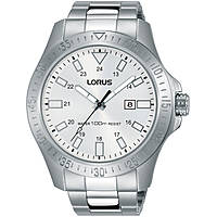 watch only time man Lorus Sports RH919HX9