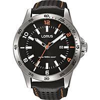 watch only time man Lorus Sports RH921GX9