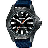 watch only time man Lorus Sports RH921HX9