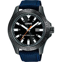 watch only time man Lorus Sports RH921HX9