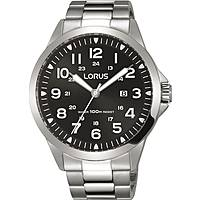 watch only time man Lorus Sports RH923GX9
