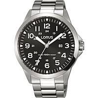 watch only time man Lorus Sports RH923GX9