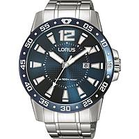 watch only time man Lorus Sports RH925FX9