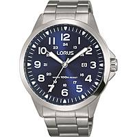 watch only time man Lorus Sports RH925GX9