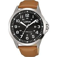 watch only time man Lorus Sports RH933GX9