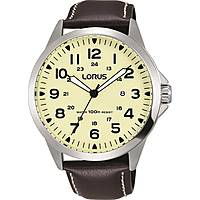 watch only time man Lorus Sports RH935GX9