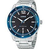 watch only time man Lorus Sports RH939DX9