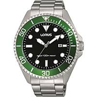watch only time man Lorus Sports RH943GX9