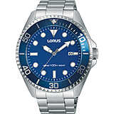 watch only time man Lorus Sports RH951HX9