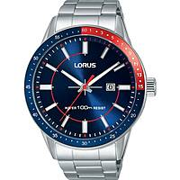 watch only time man Lorus Sports RH955HX9