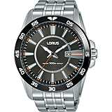 watch only time man Lorus Sports RH965HX9