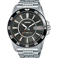 watch only time man Lorus Sports RH965HX9