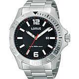 watch only time man Lorus Sports RH973DX9