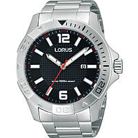 watch only time man Lorus Sports RH973DX9