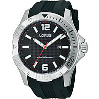 watch only time man Lorus Sports RH981DX9