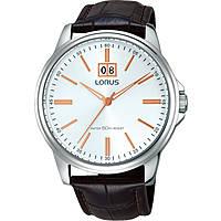 watch only time man Lorus Urban RQ527AX9
