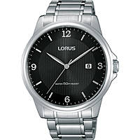 watch only time man Lorus Urban RS907CX9