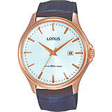 watch only time man Lorus Urban RS946CX9