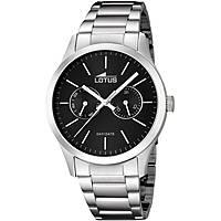 watch only time man Lotus Minimalist 15954/3