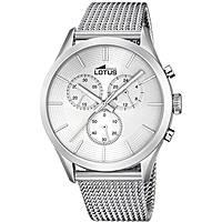 watch only time man Lotus Minimalist 18117/1