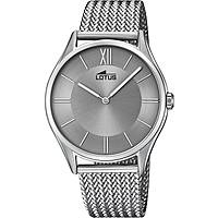 watch only time man Lotus Minimalist 18487/3
