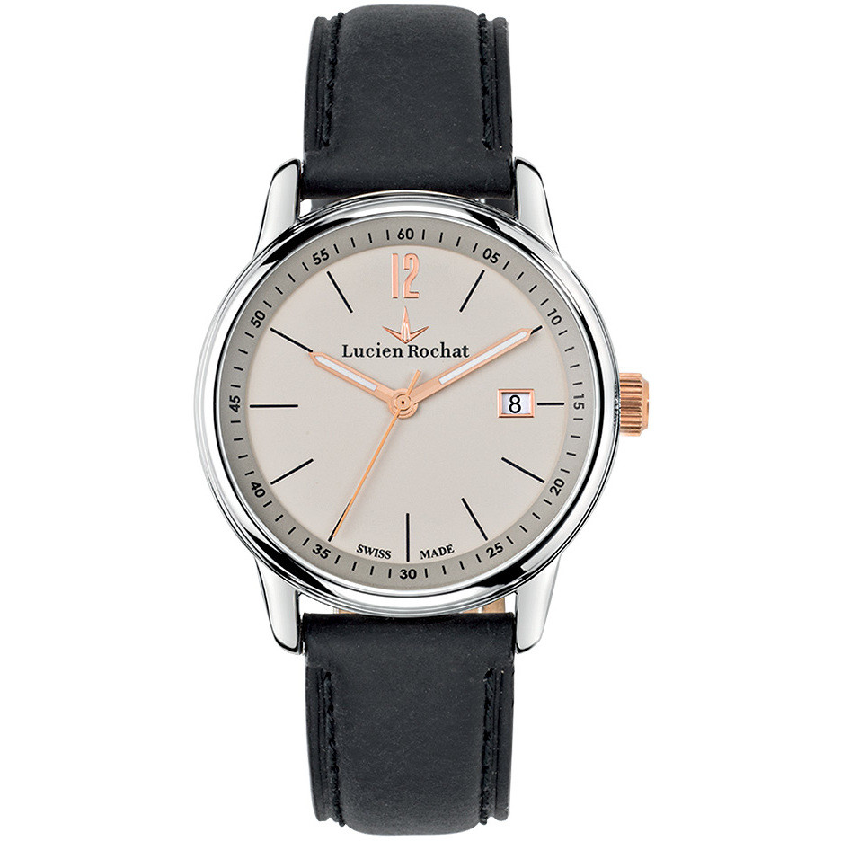 watch only time man Lucien Rochat Geste' R0451107001