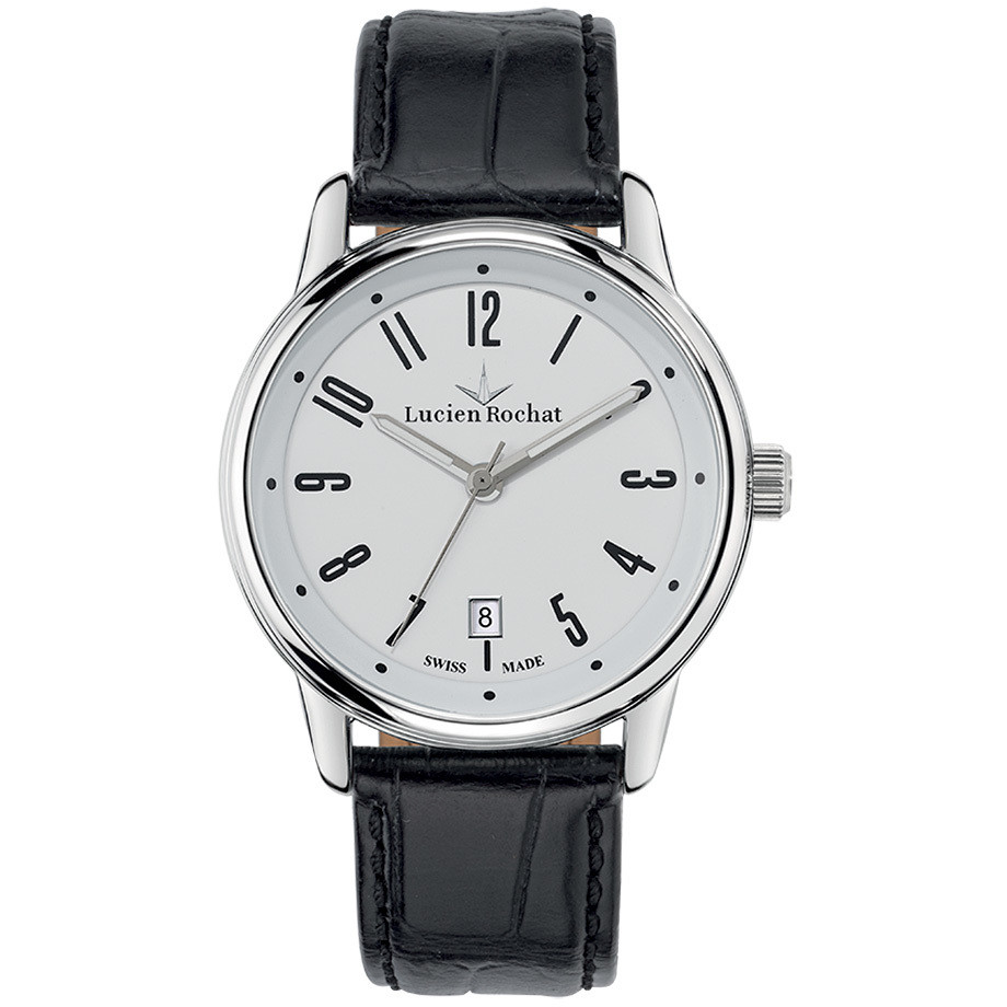 watch only time man Lucien Rochat Geste' R0451107002