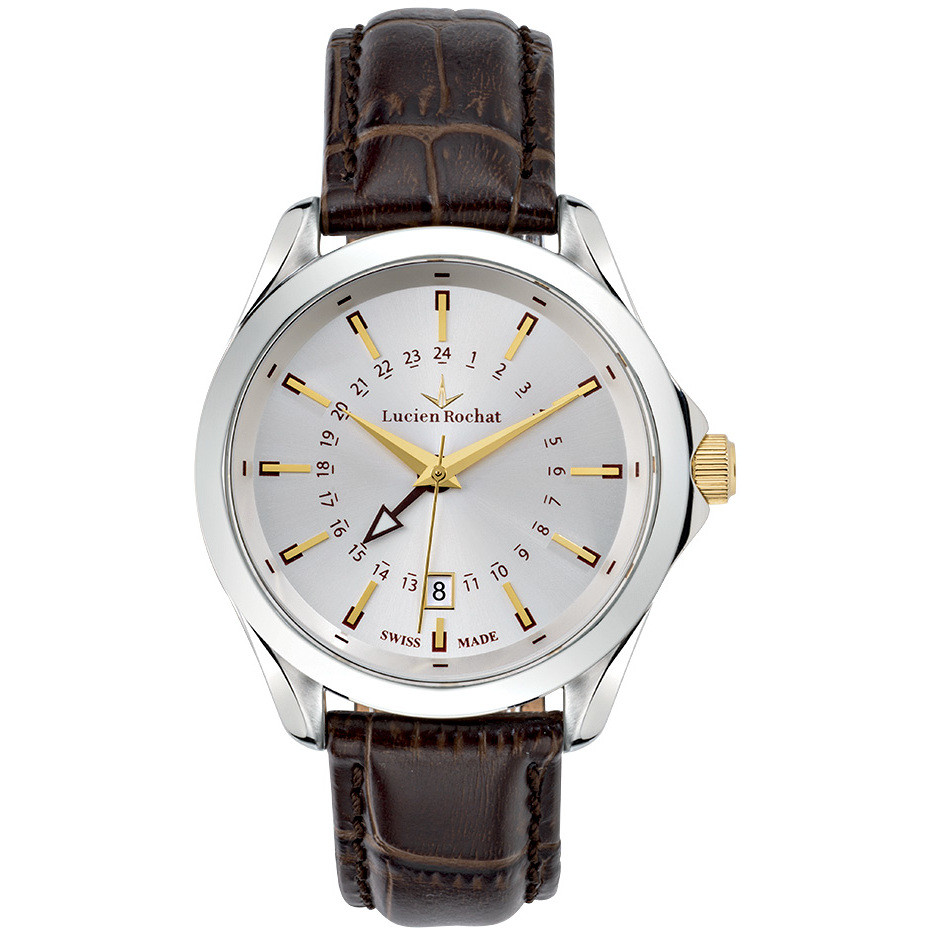 watch only time man Lucien Rochat Montpellier R0451104001