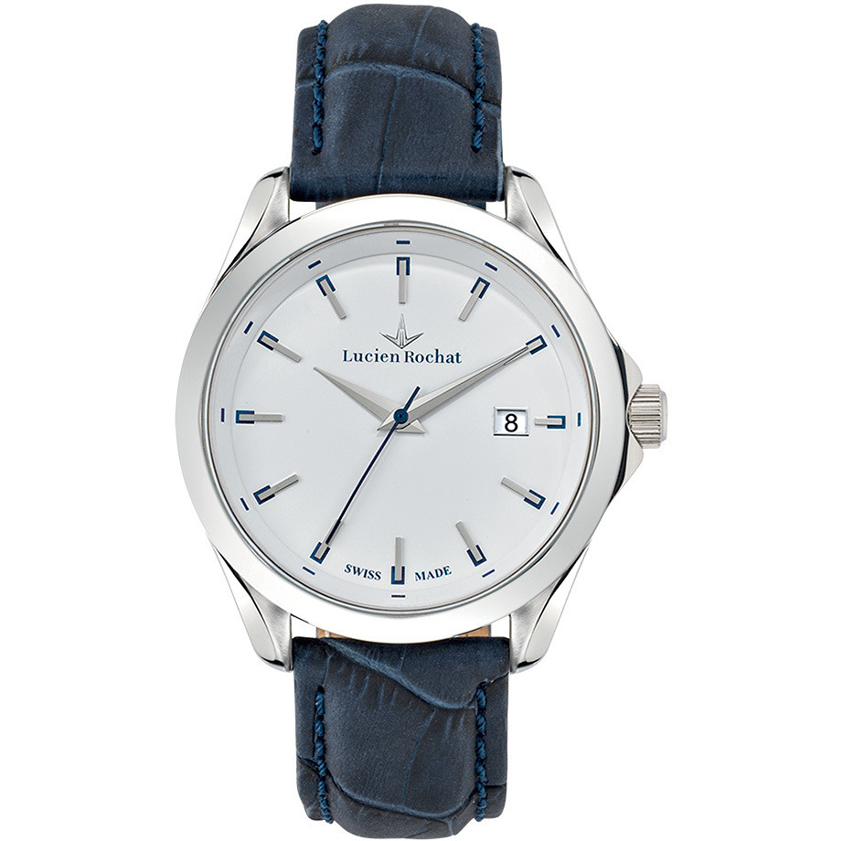 watch only time man Lucien Rochat Montpellier R0451104002