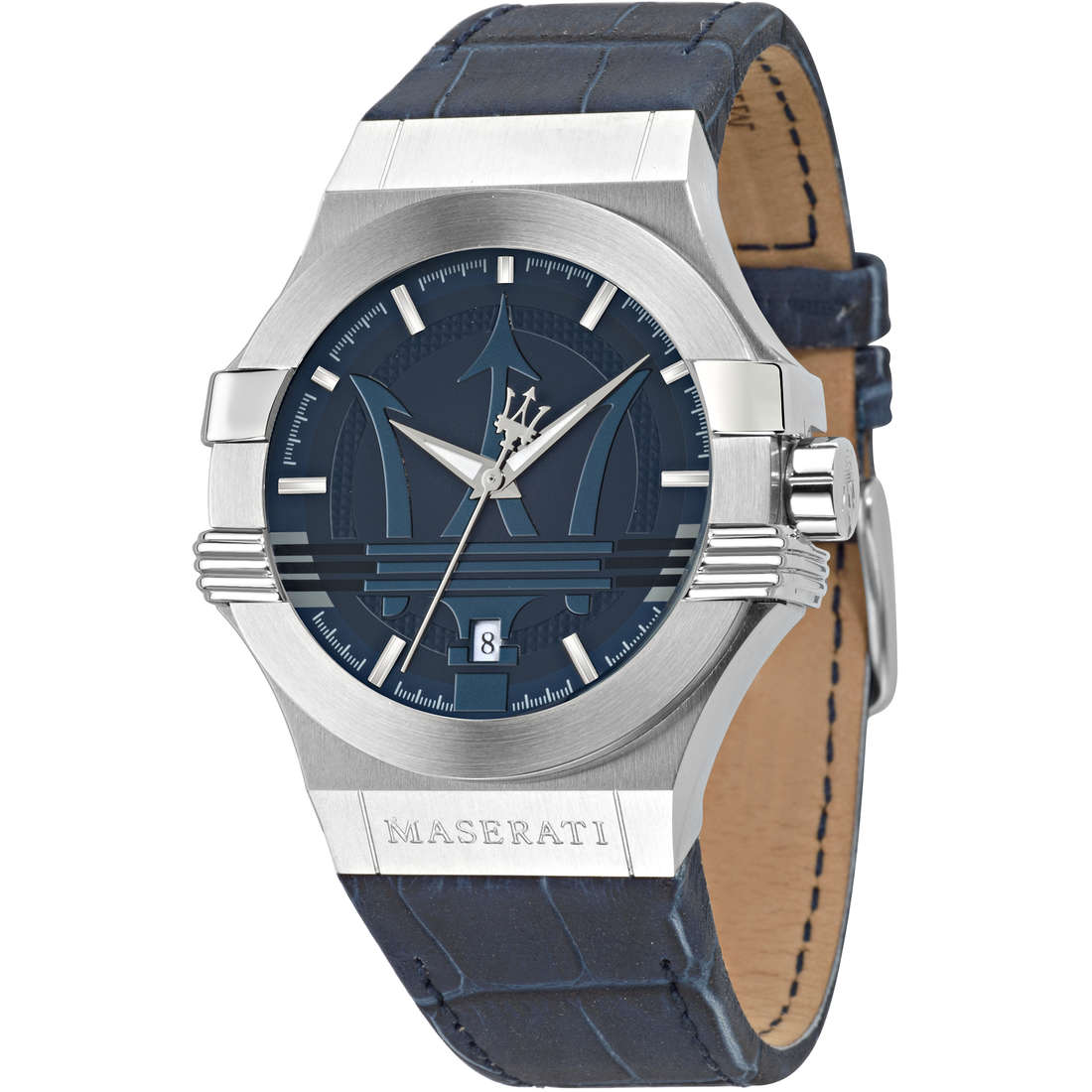 watch only time man Maserati Potenza R8851108015