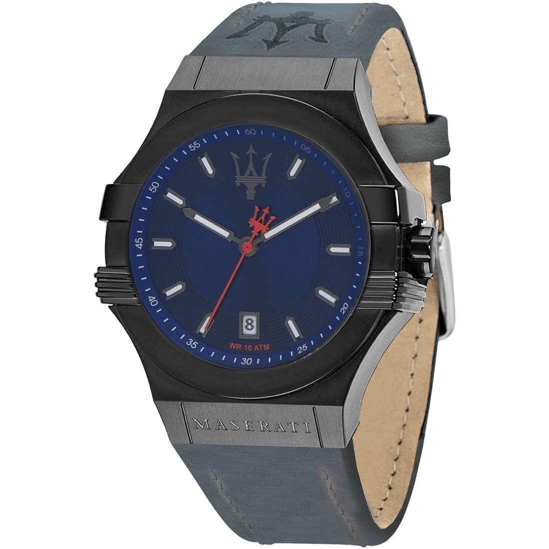 watch only time man Maserati Potenza R8851108021