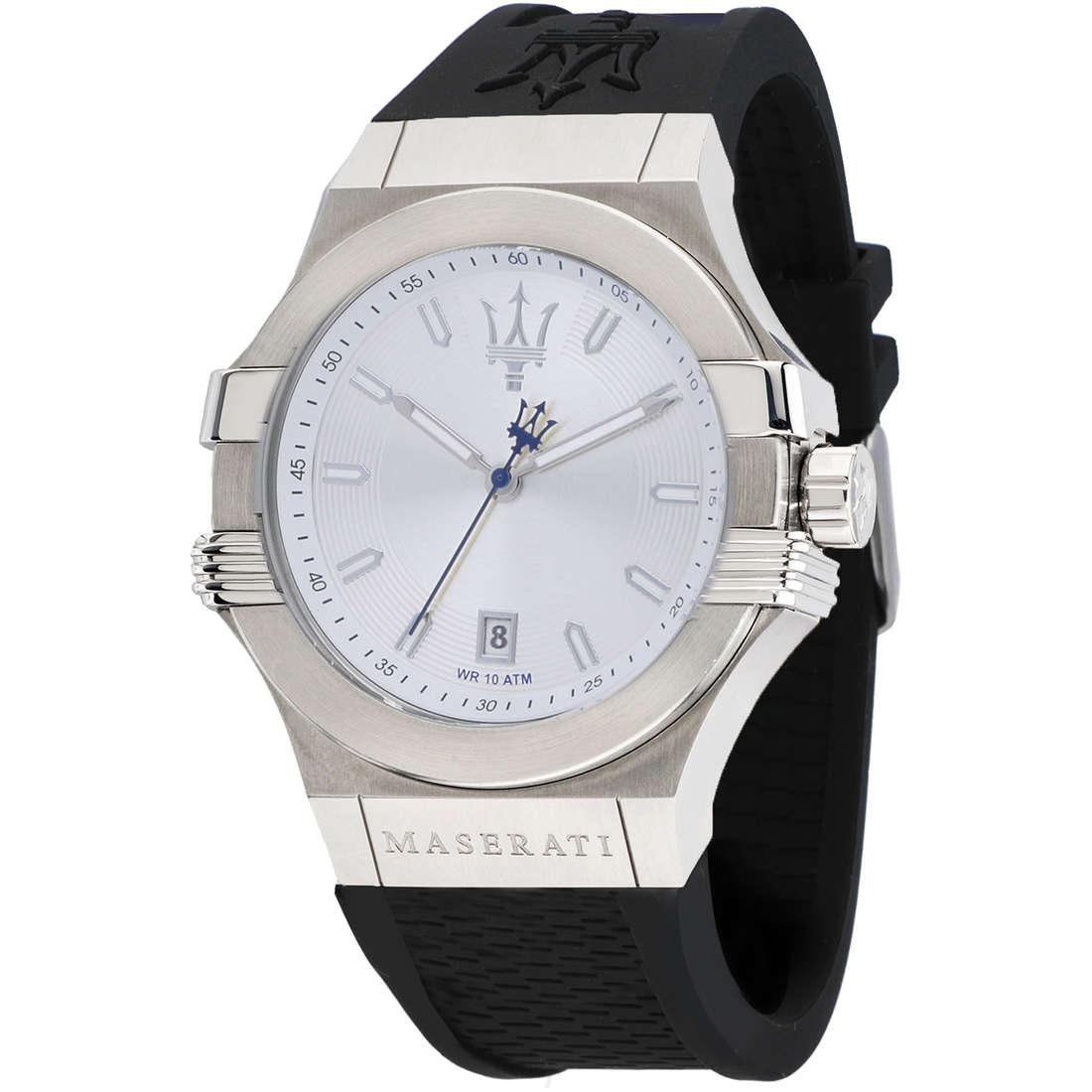 watch only time man Maserati Potenza R8851108022