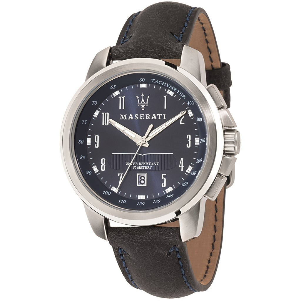 watch only time man Maserati Successo R8851121003