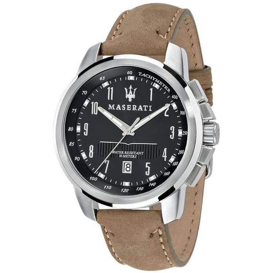 watch only time man Maserati Successo R8851121004