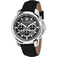 watch only time man Maserati Successo R8871621006