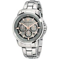watch only time man Maserati Successo R8873621004