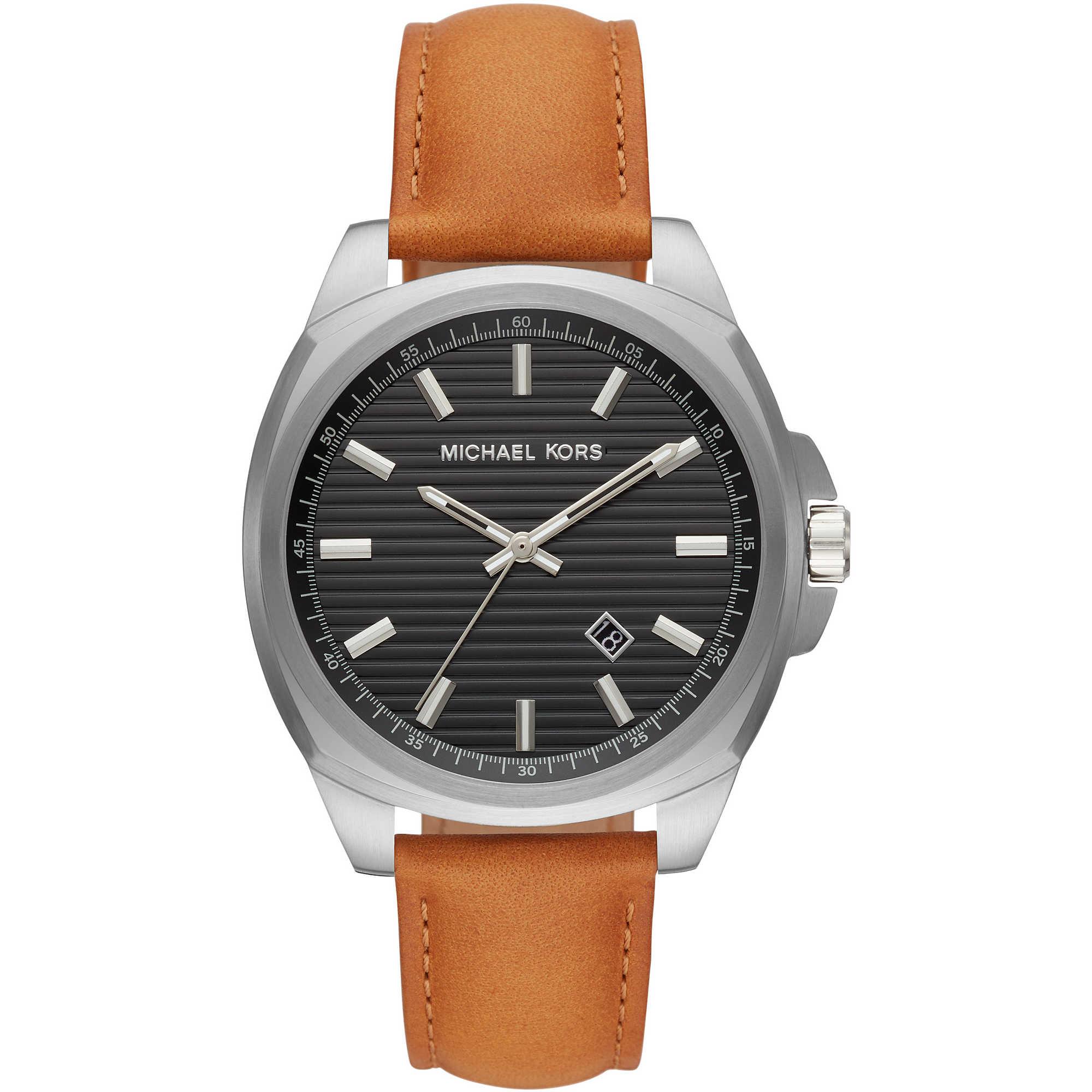 dd7543b4cc52 watch only time man Michael Kors Bryson MK8659 only time Michael Kors