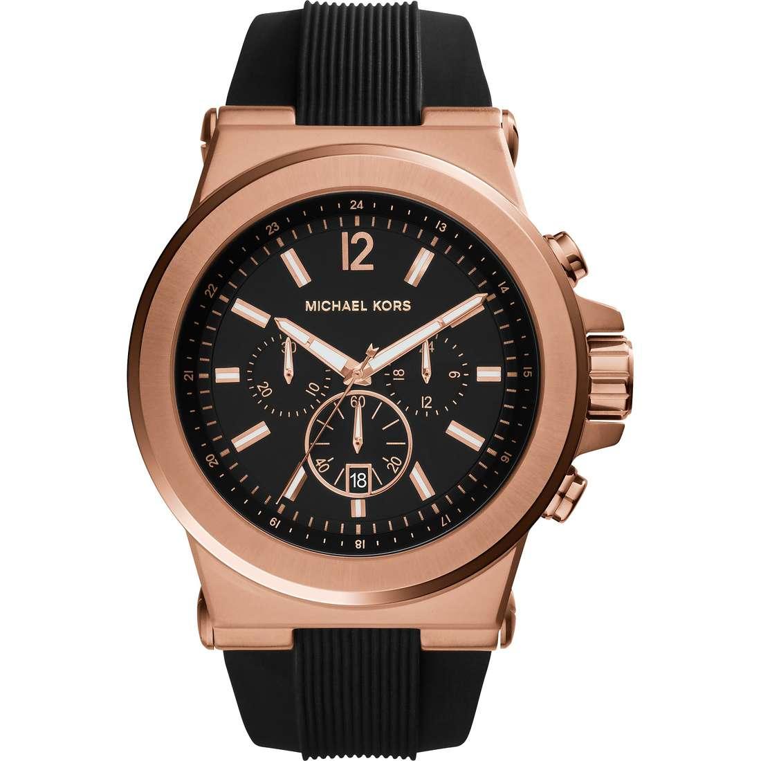 watch only time man Michael Kors MK8184